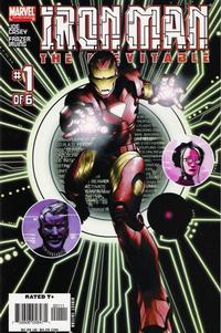 Cover Thumbnail for Iron Man: Inevitable (Marvel, 2006 series) #1