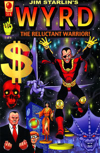 Cover Thumbnail for Wyrd The Reluctant Warrior (Slave Labor, 1999 series) #1