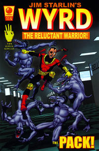 Cover Thumbnail for Wyrd The Reluctant Warrior (Slave Labor, 1999 series) #3