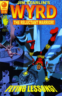 Cover Thumbnail for Wyrd The Reluctant Warrior (Slave Labor, 1999 series) #4