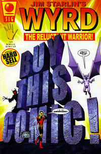 Cover Thumbnail for Wyrd The Reluctant Warrior (Slave Labor, 1999 series) #5