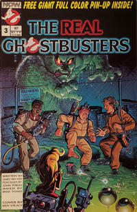 Cover Thumbnail for The Real Ghostbusters (Now, 1988 series) #3