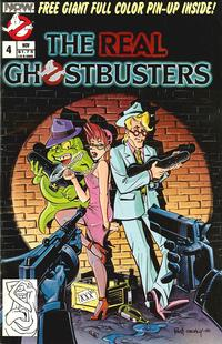 Cover Thumbnail for The Real Ghostbusters (Now, 1988 series) #4