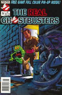 Cover for The Real Ghostbusters (Now, 1988 series) #5