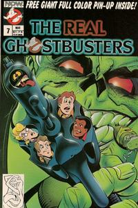 Cover Thumbnail for The Real Ghostbusters (Now, 1988 series) #7
