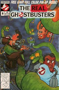 Cover Thumbnail for The Real Ghostbusters (Now, 1988 series) #8