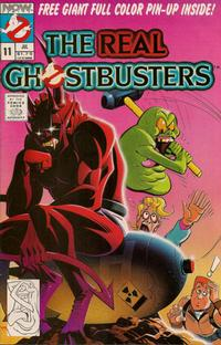 Cover Thumbnail for The Real Ghostbusters (Now, 1988 series) #11