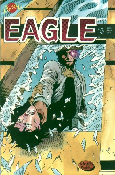Cover for Eagle (Crystal Publications, 1986 series) #5