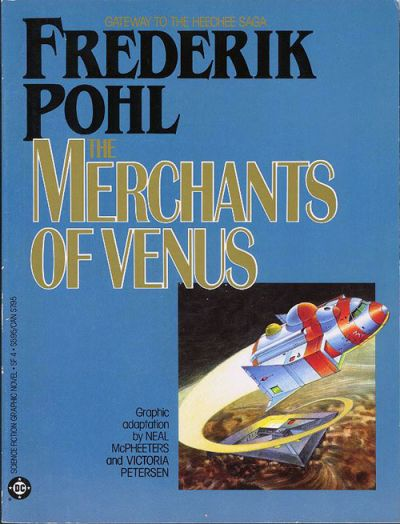 Cover for Science Fiction Graphic Novel (DC, 1985 series) #SF 4 - The Merchants of Venus
