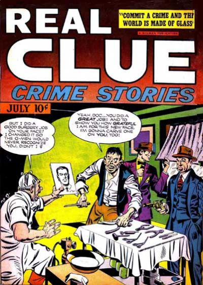 Cover for Real Clue Crime Stories (Hillman, 1947 series) #v2#5 [17]