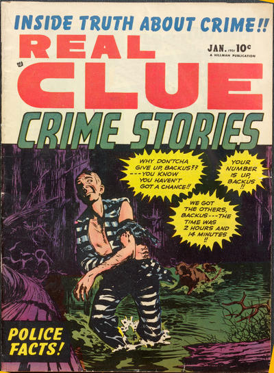 Cover for Real Clue Crime Stories (Hillman, 1947 series) #v5#11 [59]