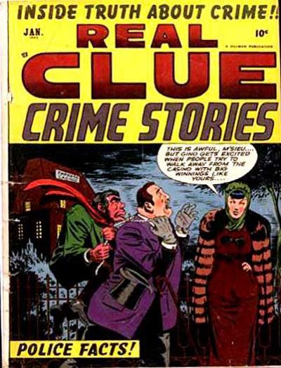 Cover for Real Clue Crime Stories (Hillman, 1947 series) #v7#11 [83]