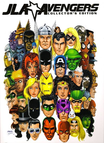 Cover for JLA / Avengers: The Collector's Edition (DC, 2004 series)