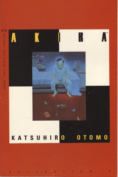 Cover for Akira (Marvel, 1990 series) #1