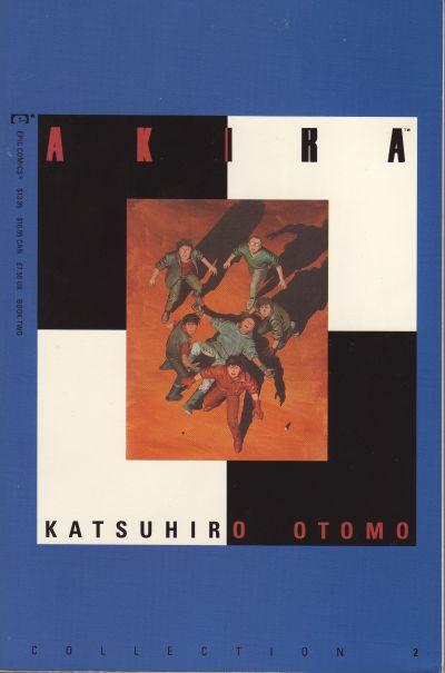 Cover for Akira (Marvel, 1990 series) #2