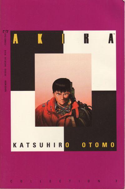 Cover for Akira (Marvel, 1990 series) #7