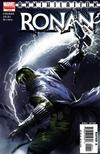 Cover for Annihilation: Ronan (Marvel, 2006 series) #1