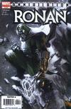 Cover for Annihilation: Ronan (Marvel, 2006 series) #4