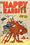 Cover for Happy Rabbit (Pines, 1951 series) #44
