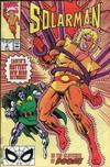 Cover for Solarman (Marvel, 1989 series) #2 [Direct edition]