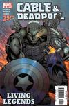 Cover for Cable & Deadpool (Marvel, 2006 series) #25