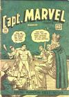 Cover for Captain Marvel Comics (Anglo-American Publishing Company Limited, 1942 series) #v4#11