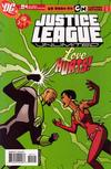 Cover for Justice League Unlimited (DC, 2004 series) #21