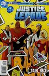 Cover for Justice League Unlimited (DC, 2004 series) #23