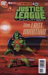 Cover for Justice League Unlimited (DC, 2004 series) #24 [Direct Sales]