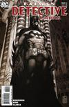 Cover for Detective Comics (DC, 1937 series) #820 [Direct Sales]