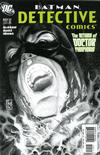 Cover for Detective Comics (DC, 1937 series) #825 [Direct Sales]