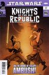 Cover for Star Wars Knights of the Old Republic (Dark Horse, 2006 series) #3