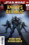 Cover for Star Wars Knights of the Old Republic (Dark Horse, 2006 series) #4