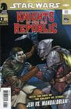 Cover for Star Wars Knights of the Old Republic (Dark Horse, 2006 series) #8