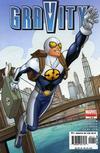 Cover for Gravity (Marvel, 2005 series) #1