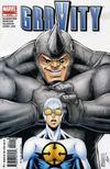 Cover for Gravity (Marvel, 2005 series) #2