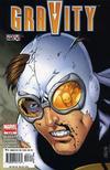 Cover for Gravity (Marvel, 2005 series) #3