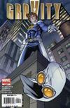 Cover for Gravity (Marvel, 2005 series) #4