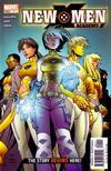 Cover for New X-Men (Marvel, 2004 series) #1