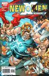 Cover for New X-Men (Marvel, 2004 series) #15