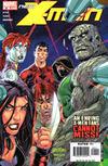 Cover for New X-Men (Marvel, 2004 series) #25