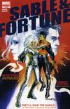 Cover for Sable & Fortune (Marvel, 2006 series) #1