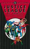 Cover for Justice League of America Archives (DC, 1992 series) #4