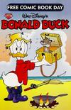 Cover for Walt Disney's Donald Duck - Free Comic Book Day (Gemstone, 2006 series)