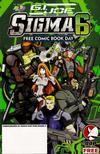 Cover for G.I. Joe: Sigma 6 FCBD Edition (Devil's Due Publishing, 2006 series) #[nn]