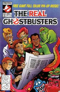 Cover Thumbnail for The Real Ghostbusters (Now, 1988 series) #23