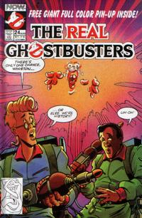 Cover Thumbnail for The Real Ghostbusters (Now, 1988 series) #24