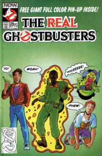 Cover Thumbnail for The Real Ghostbusters (Now, 1988 series) #25