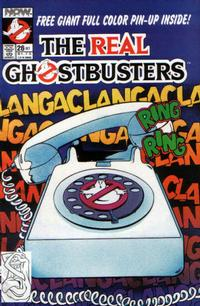 Cover Thumbnail for The Real Ghostbusters (Now, 1988 series) #26