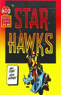 Cover Thumbnail for Star Hawks (Avalon Communications, 2000 series) #1